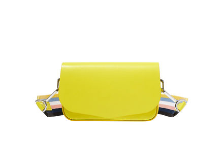 Yellow Crossbody Mini Bag Sportmax