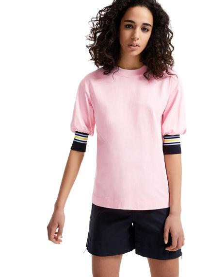 Puff Sleeve T-shirt Sportmax
