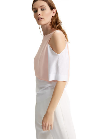 Layered Asymmetric Top Sportmax