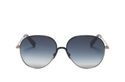 Reflective Metal Aviators