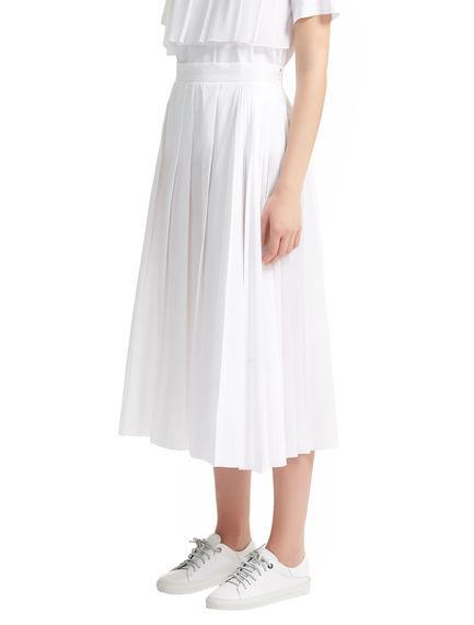 Multi Pleat Skirt