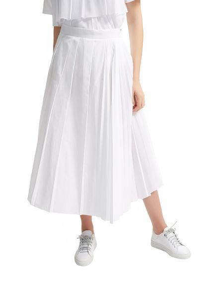 Multi Pleat Skirt Sportmax