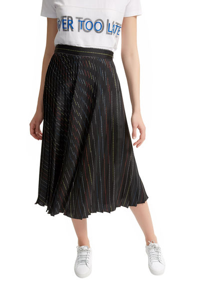 Never Too Late Pleat Skirt Sportmax