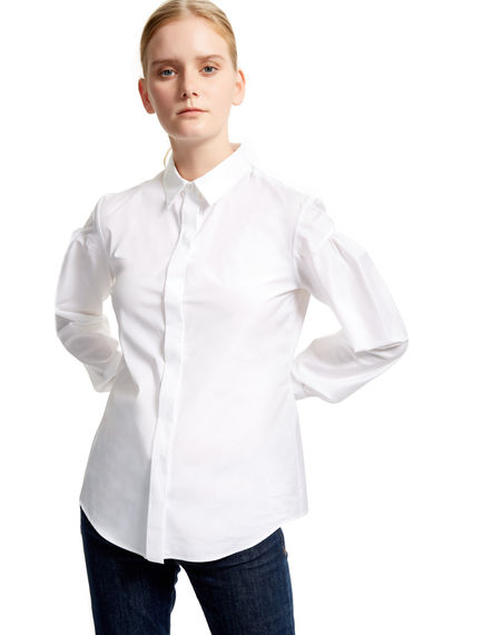 Pleat-sleeve Tailored Shirt Sportmax