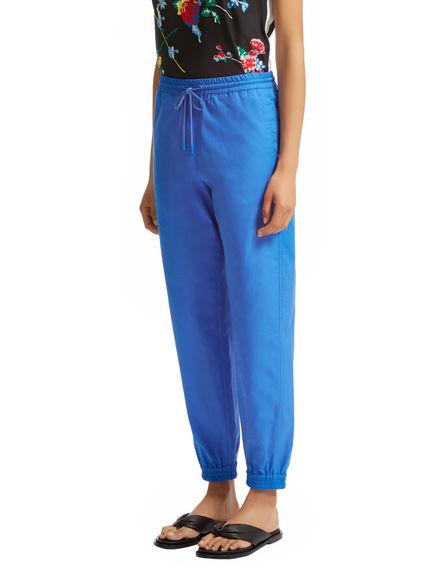 Poplin Jogging Trousers