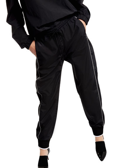 Trimmed Jogging Trousers Sportmax