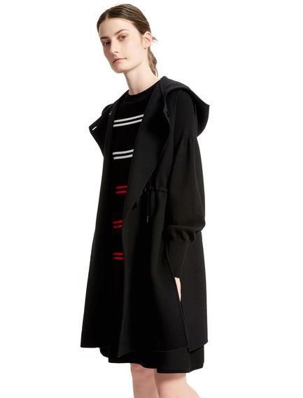 Drawstring-waist Sleeveless Cloak Sportmax
