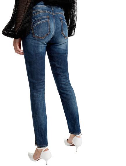Zip-ankle Skinny Jeans Sportmax