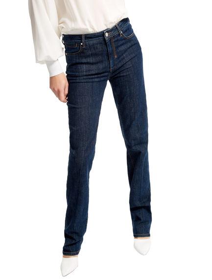 Sartorial High-waist Jeans Sportmax