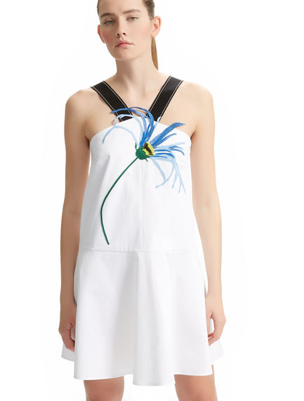Graphic Daisy Dress Sportmax