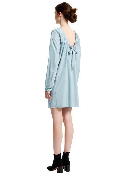 Drop-back Tunic Dress