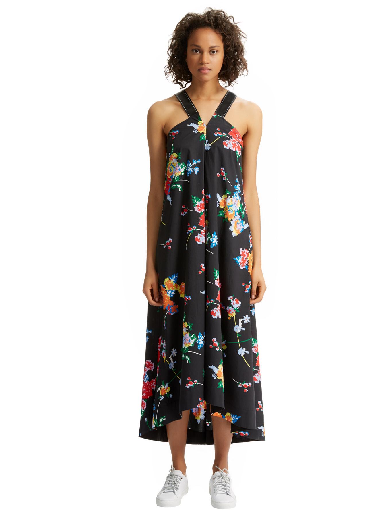 Floral print Recco dress Sportmax g1eiK