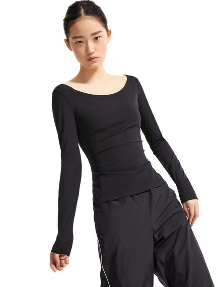 Long Sleeve T-shirt Sportmax