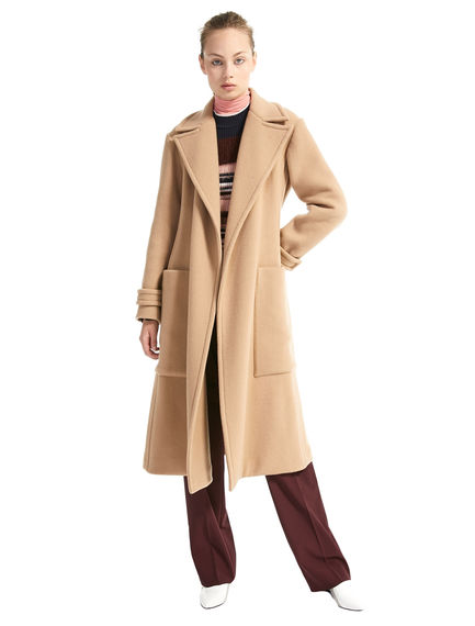Trench in cachemire Sportmax
