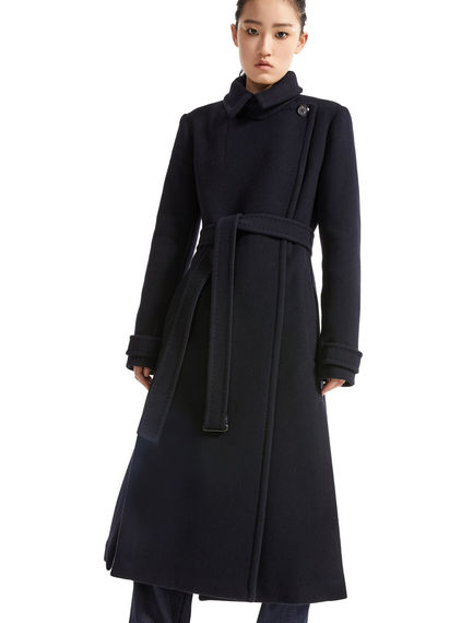 Slimline Wool Trench Coat Sportmax
