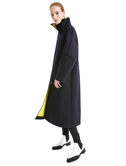 Two-tone Cashmere Coat Sportmax