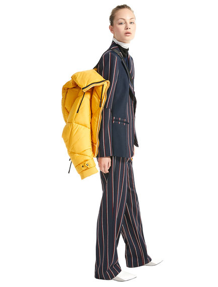 Tailored Pinstripe Jacket