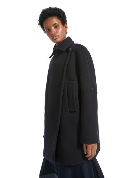 Minimal Slim Cut Wool Jacket Sportmax