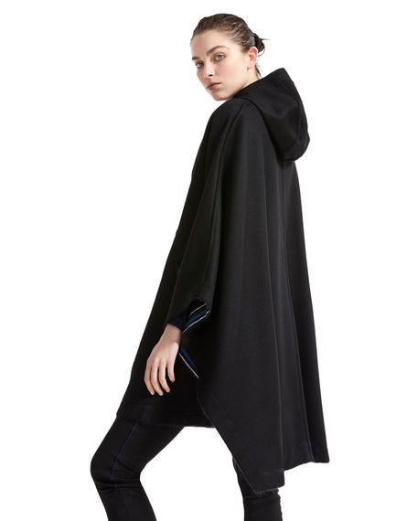 Double Cashmere Cape Jacket Sportmax