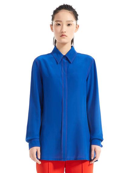 Sartorial Silk Blouse