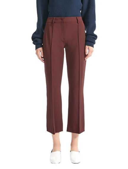 Cropped Sartorial Trousers