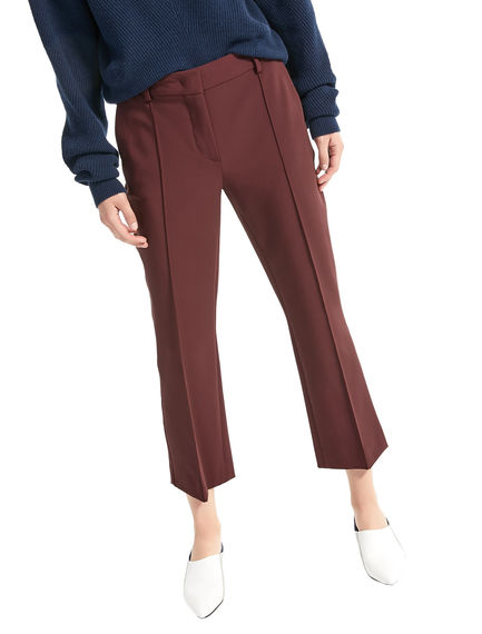 Cropped Sartorial Trousers Sportmax