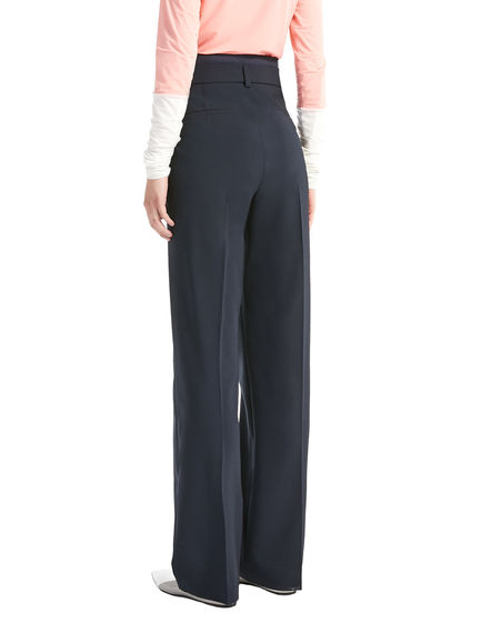 Slouchy Wide Leg Trousers