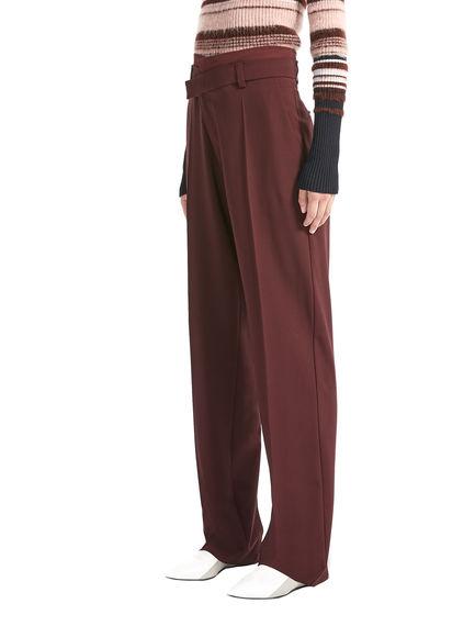 Slouchy Wide Leg Trousers