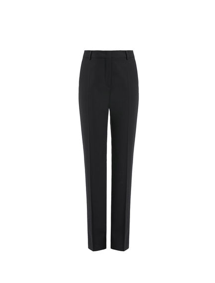 Twill Cigarette Trousers