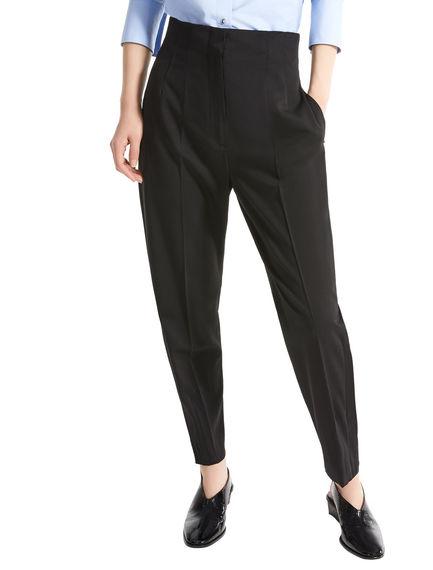 Pantalone sartoriale in lana Sportmax