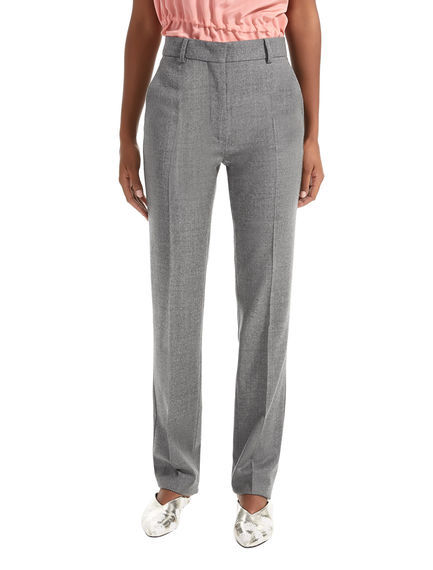 Wool Flannel Trousers Sportmax