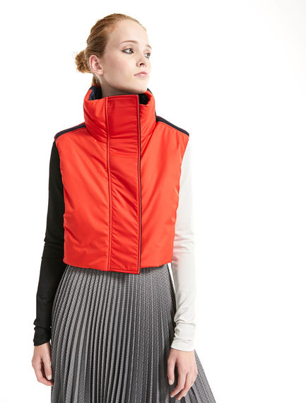 Colour-block Padded Gilet Sportmax