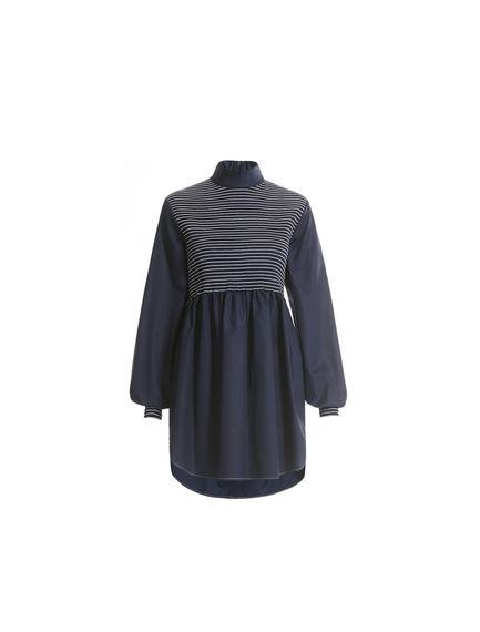 Smocked Tunic Dress