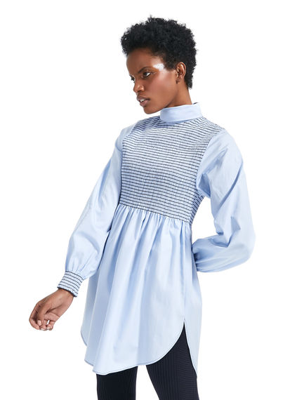 Smocked Tunic Dress Sportmax