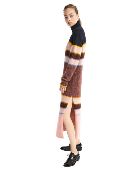 Striped Sweater Dress Sportmax