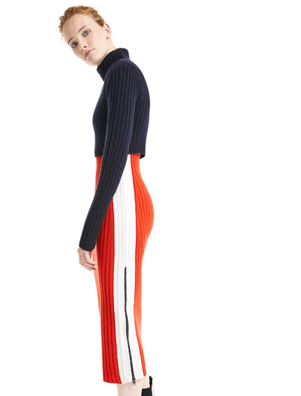 Abito a coste con colour block 3D Sportmax