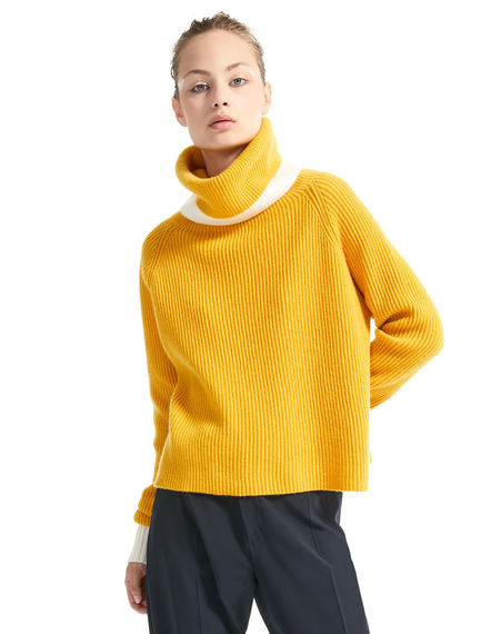 Two-tone Cashmere Sweater Sportmax