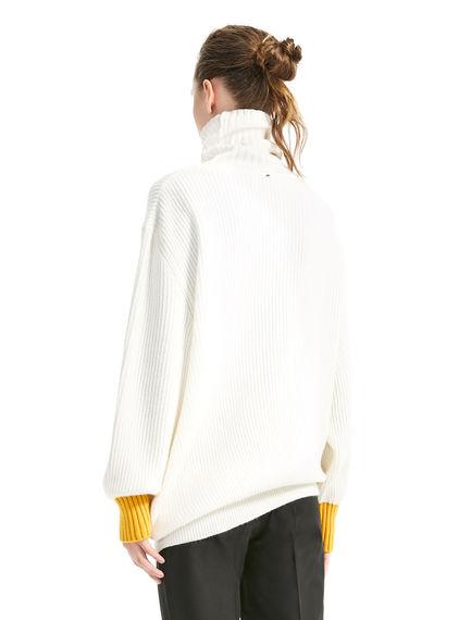 Asymmetric Cashmere Sweater