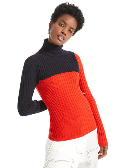 Double Layer Cashmere Sweater Sportmax