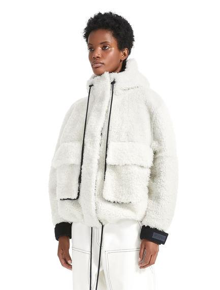 Curly Sheepskin Jacket