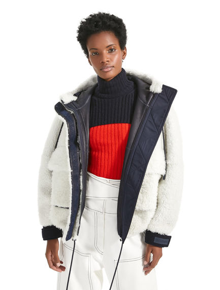 Curly Sheepskin Jacket Sportmax