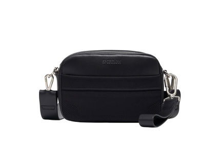 Nappa Leather Crossbody Bag Sportmax