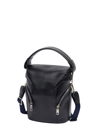 Structured Nappa Bag