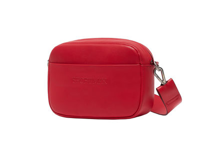 Small Leather Pouch Bag