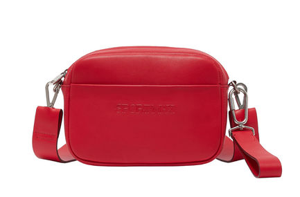 Small Leather Pouch Bag Sportmax