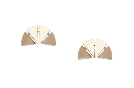 Fan Earrings Sportmax