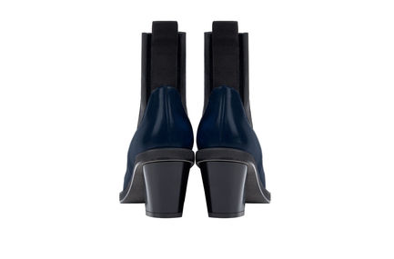Sartorial Heeled Boot