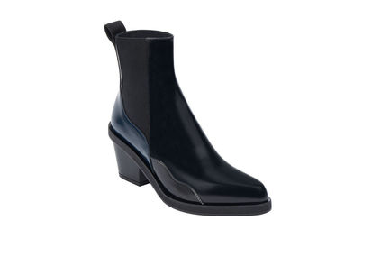 Sartorial Heeled Boot