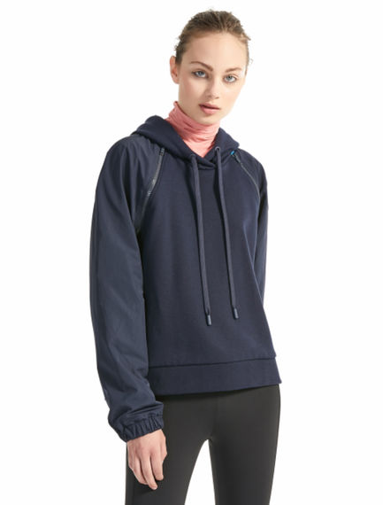 Transforming Technical Sweatshirt Sportmax