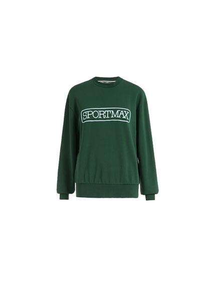 Logo Cotton Jersey Sweatshirt